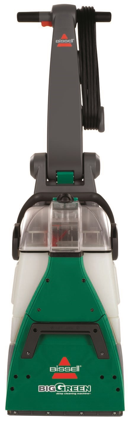 BISSELL Rental's Big Green Deep Carpet Cleaning Machine out-cleans the competition.