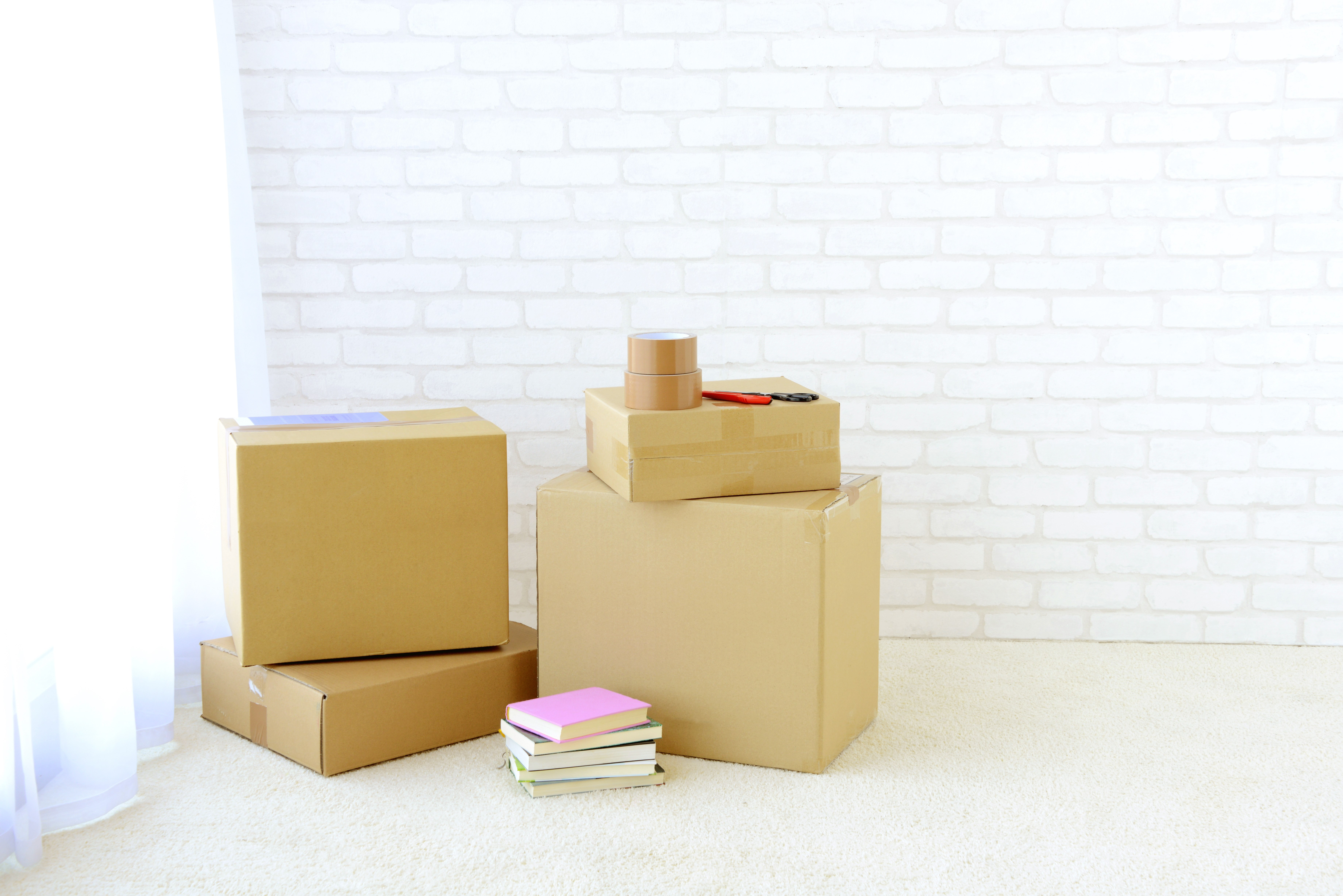 Before you move all of your furniture into your new home, let BISSELL Rental help you give it a deep cleaning.