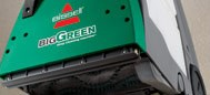 Operating a BISSELL Rental Big Green Deep Carpet Cleaner is easy.