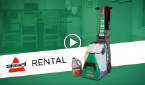 See why BISSELL Rental is better than the competition.