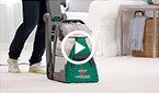 How to use the BISSELL Big Green Deep Cleaning Machine - Check out our video for simple step-by-step instructions to get started deep cleaning your carpets.