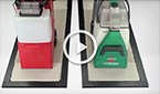 Time to rent a machine to clean your carpet? Watch our video to compare the BISSELL Rental Big Green carpet cleaning machine vs. Rug Doctor and see how we stack up.